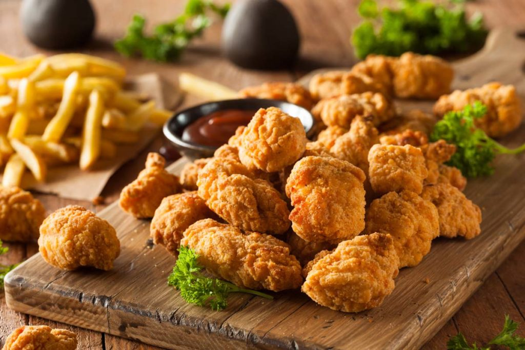 Chicken Nuggets by Alpine Foods